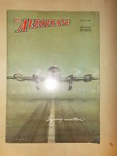 VINTAGE MAGAZINE THE AEROPLANE JULY 16th 1954