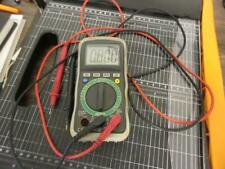 Extech True Rms Multimeter 22 816 Ac Dc Ohms Frequency Temperature Guc