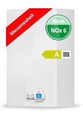 Premium Gasbrennwert Therme  2,5 - 25 kW Kombitherme Gastherme Außenwand NOx6