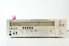 Telefunken TR 350 receiver vintage unidad de control estoyseguro 2x50/70 vatios 4 Ohm 1979
