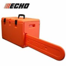 "Echo Tough Chest 20"" Chainsaw Storage Case NEW Echo CS400, CS490, CS500, CS590"