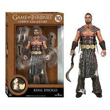 Game of Thrones NIB * Khal Drogo * New Funko Legacy Figurine Statue Figure