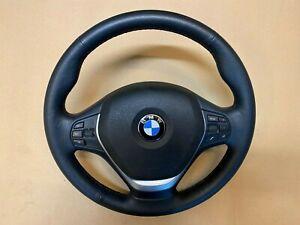 BMW 1/2/3/4 series F20/F22/F30/F32/F33/F36 sports heated leather steering wheel