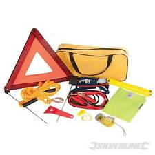 Emergency Breakdown Road Safety Kit Vehicle Car Van Caravan Warning Triangle