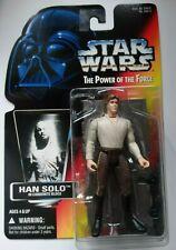 1995 Star Wars POTF Han Solo in Carbonite Block Action Figure