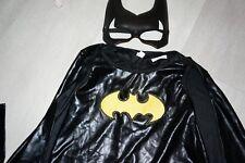 Girls Batman/halloween Costume Age 5-7