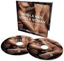 VARIOUS - WHEN A MAN LOVES A WOMAN: 2CD ALBUM SET (2015)