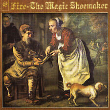 Fire- The Magic Shoemaker cd, sealed, U.K. psych, 2002 Sanctuary label release