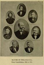Philadelphia PA Pennsylvania History Culture Family Genealogy 44 Book Set - C557