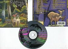 """SIDERAL REST """"The sleep vehicle"""" (CD) 2004"""