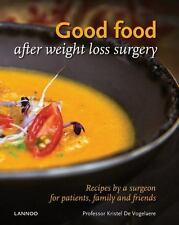 Good Food After Weight Loss Surgery: Recipes by a Surgeon for Patients, Family