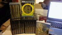 THE LORD OF THE RINGS  PART 1-3 THE HOBBIT + THE SILAMARILLION  Audio Cassettes