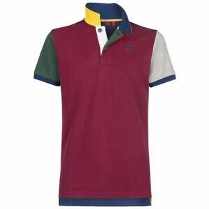 Robe di Kappa Polo Shirts Uomo MULTIPOLO Ufficio Polo