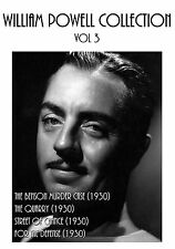 WILLIAM POWELL COLLECTION - VOL 3 (DVD) - 4 FILMS