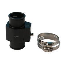Water Temp Temperature Joint Pipe Sensor Gauge Radiator Hose Adapter 1-1/4''