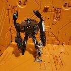 Transformers Movie 1 Deluxe Barricade with Frenzy Complete