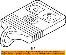 FORD OEM Keyless Entry-Key Fob Remote Transmitter 8L3Z15K601B