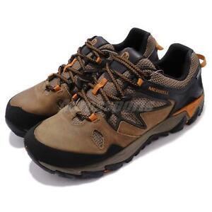 Merrell All Out Blaze 2 GTX Gore-Tex Vibram Brown Men Outdoors Trail J12105