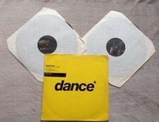 "TOUR DE FORCE ""ALRIGHT / SECRET OF LOGIC"" E/W Dance DJ PROMO 12"" Single x2"