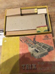 TTR Trix Railway Station Set Within Its Original Box