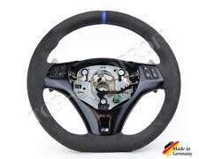 BMW E90 E92 E93 E82 E87 M M3 V8 DKG Performance Alcantara Lenkrad neu beziehen