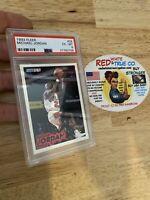 Michael Jordan PSA 6 1993 Fleer #28 Last Dance Man Cave Collect Chicago Bulls