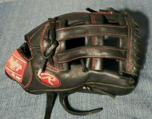 "Rawlings Gamer Series 12"" Baseball Glove Youth Pro Design YPT Pattern GYPT6-6B"