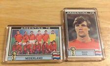 Holland/Netherlands World Cup 1978 Fridge Magnets