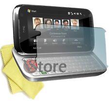 3 PZ PELLICOLA PROTEGGI SALVA SCHERMO LCD PER HTC HTC TOUCH PRO 2