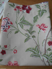 Laura Ashley Linen Blend Curtains & Pelmets