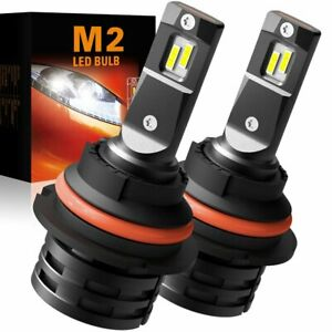 AUXITO High Power 9007 HB5 LED Headlight Kit 20000LM HIGH LOW Beam Bulbs COMBO E