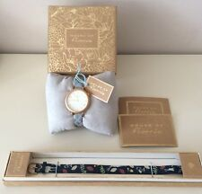 House Of Florrie Eleanor Watch & 2 Straps-Boxed - Hardly Worn
