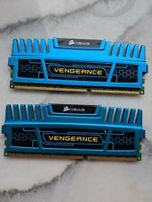 Corsair Vengeance DDR3 8GB (2 x 4GB)1600MHz 9-9-9-24 1.50V (CMZ16GX3M4A1600C9B)