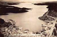 Real Photo Postcard Coolidge Dam in Arizona~124471