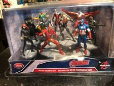 Disney Marvel Avengers Deluxe 10 Figure Set Brand new Factory sealed