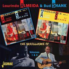 LAURINDO & SHANK,BUD ALMEIDA - THE BRAZILLIANCE OF... FEAT. BUD SHANK  CD NEW+
