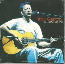 ERIC CLAPTON It hurts me too LIMITED CARD SLEEVE Europe single SEALED USA Seller