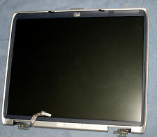 OEM HP Pavilion ZE 5000 5700 series laptop lcd screen in housing with hinges