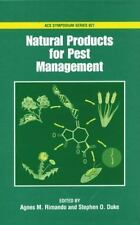 Natural Products for Pest Management (ACS Symposium Series)-ExLibrary
