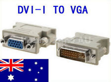 DVI-I to VGA Video Converter Adapter Cable For TFT Monitor TV LCD Laptop 6FT 10F