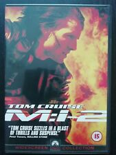 Mission Impossible 2. DVD. Tom Cruise. Wide-screen Collection.
