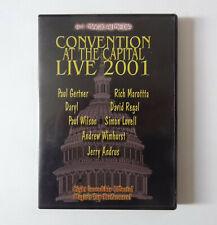 Magie DVD conférence de magiciens Convention at the Capital Live 2001 - Bon état