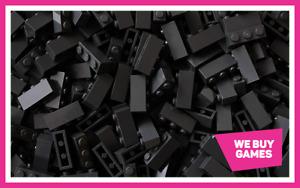 LEGO Brick Bundle - 25 Pieces - Size 1x3  - Choose Your Colour