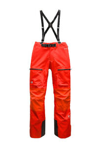 Men's The North Face Summit Series L5 Gore-Tex GTX Full Zip Pro Pants New $550