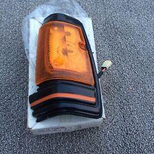 NOS 1983-1986 Datsun Nissan 4WD 720 Pickup Black Orange Stripe Side Marker Light