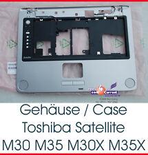 TOSHIBA SATELLITE M30X M35X GEHÄUSE CASE OBERTEIL K000018930 NEU -B231