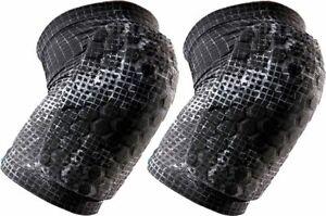 McDavid 6440 Hex Protective Pads - Knee / Elbow / Shin - Pair - MGrid - S Small