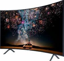 Samsung UE49RU7379 Curved-LED-TV 123 cm 49 Zoll, 4K Ultra HD WLAN