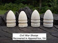 1 Rare Vintage Antique Civil War Relic Confederate Sharps Miniball Appomattox