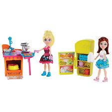 Polly Pocket Baking Fun Playset (BCY60) par Mattel